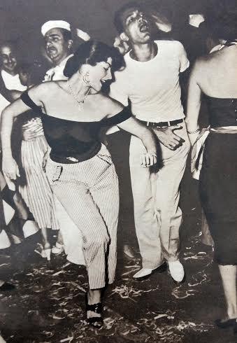 ¡A ritmo de Samba!: 14 increíbles fotos del Carnaval de los años 50 1
