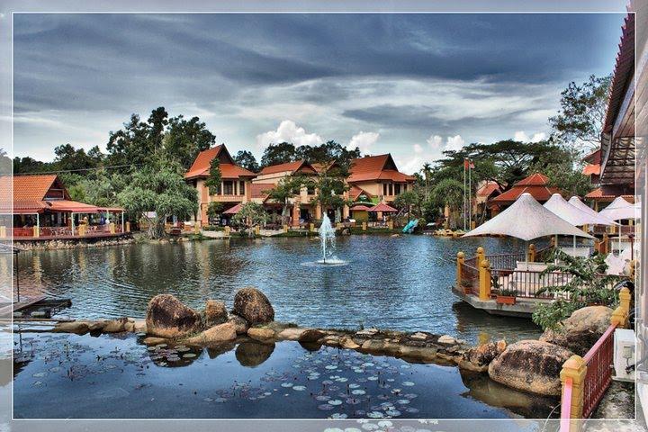 Oriental Village Geopark Langkawi Island