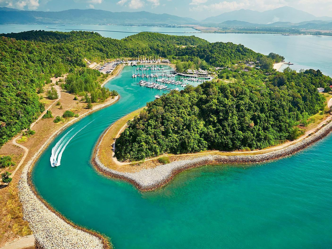 Rebak Island, Langkawi