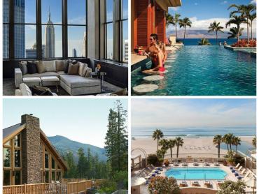 أجمل فنادق الولايات المتحدة بالصور
