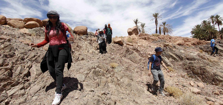 عيش المغامرة من  أعلى جبال  سانت كاترين بمصر 1