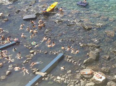24 horas en Ischia, la terma del Mediterráneo