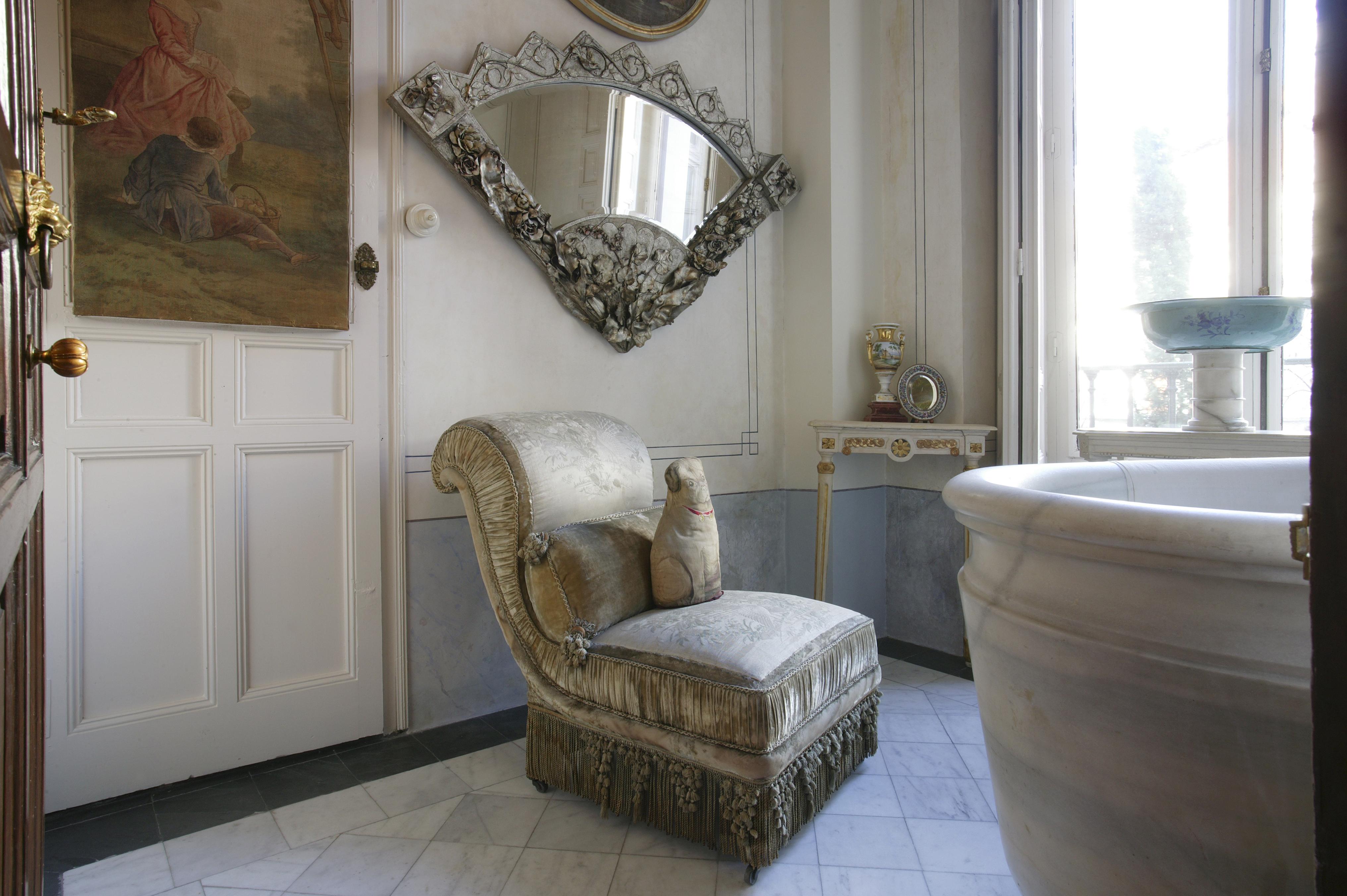 sillones de comodidad, museo cerralbo