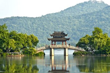 مدينة هانغزو جنة الصين