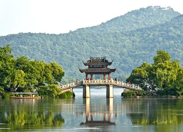 مدينة هانغزو جنة الصين 1