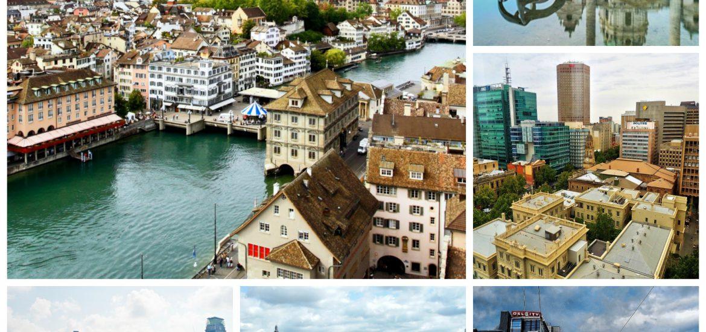 أنظف 10 مدن فى العالم 1