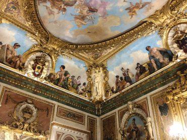 Un palacio escondido en el centro de Madrid