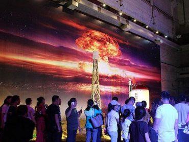 لعشاق المغامرة …مفاعل نووي بالصين يرحب بالسياح