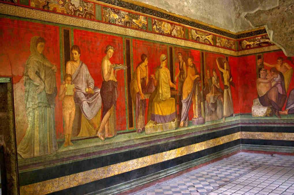 Viajes-por-Europa-Pompeya