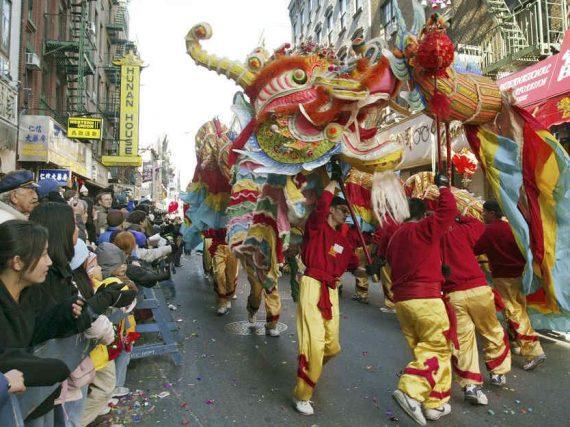 Los Chinatowns del mundo donde celebrar el Año Nuevo Chino ¡por todo lo alto!