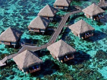 Dónde dormir y cómo moverse… en Tahití si ganas el sorteo de Destinia y Air Tahiti Nui