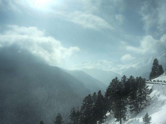 Estaciones de esquí atípicas