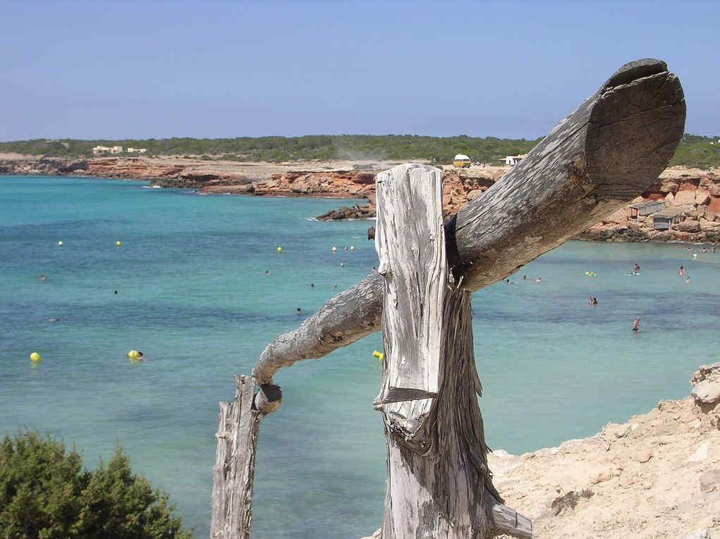 Playas Baleares Cala Saona