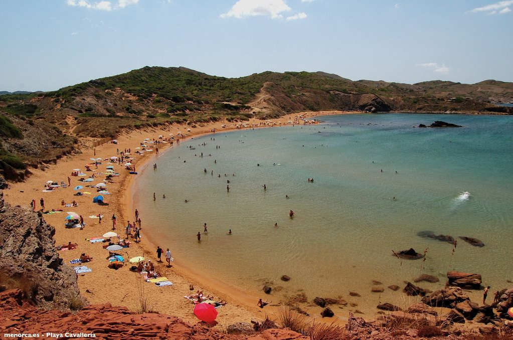 Playas Baleares Cavalleria