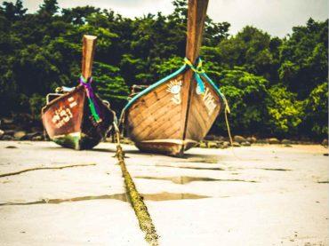 Las mejores playas en las islas del golfo de Tailandia