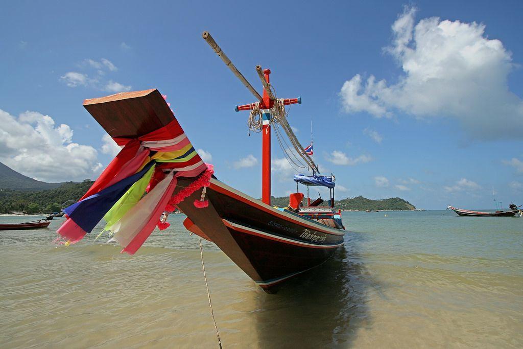 Playas-de-Tailandia-isla-Koh-Phangan