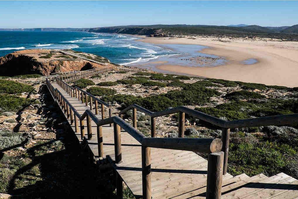 Playas-más-bonitas-del-Algarve-Carrapateira