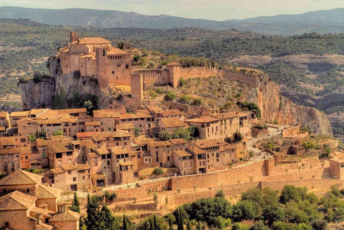 Pueblos-más-bonitos-de-España-Alquézar