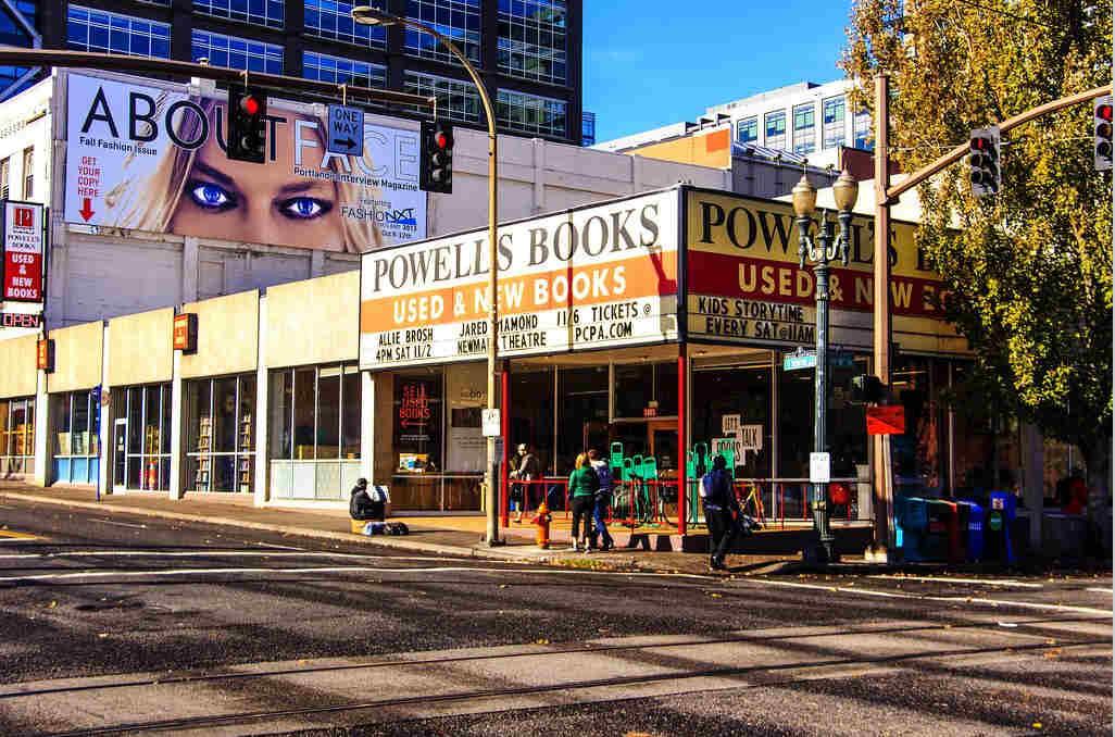 Turismo-en-Portland-libros