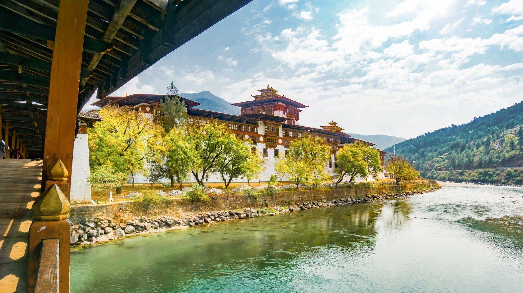 Ecoturismo-en-Bután