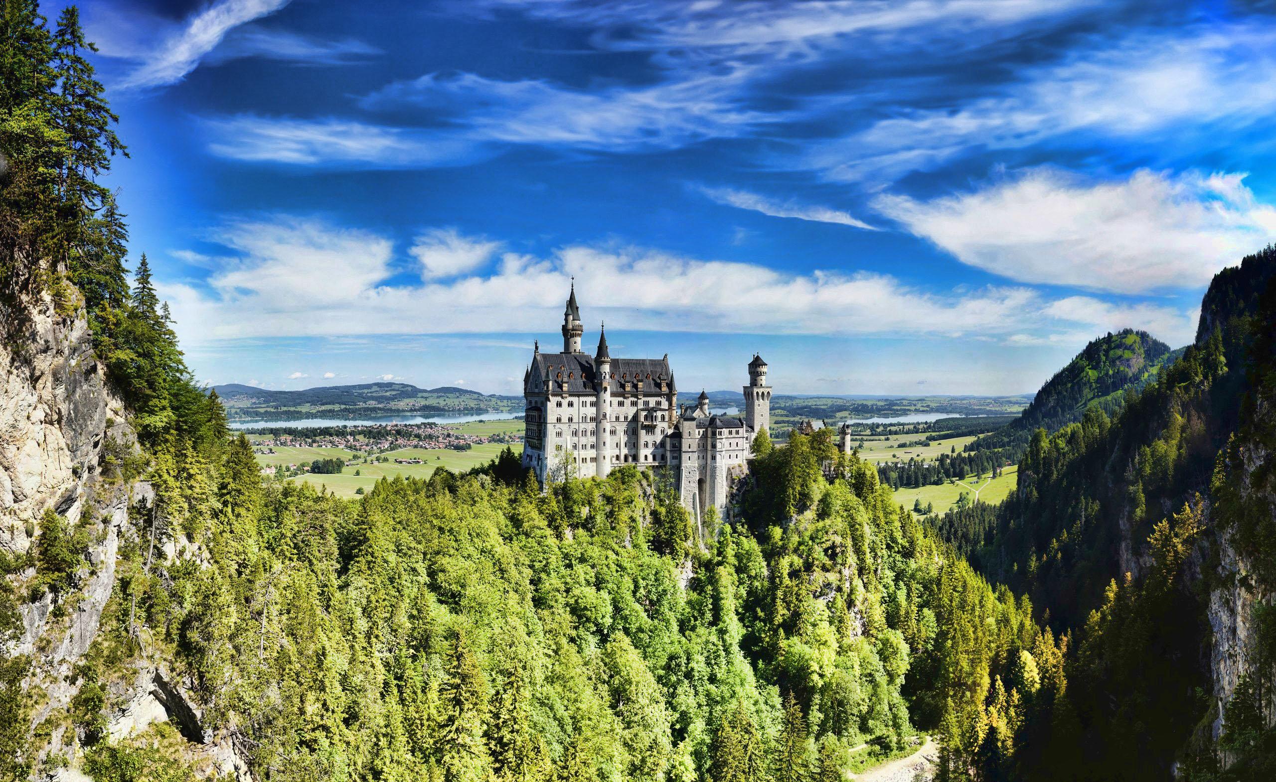 Castillo-de-Neuschwanstein-en-Alemania