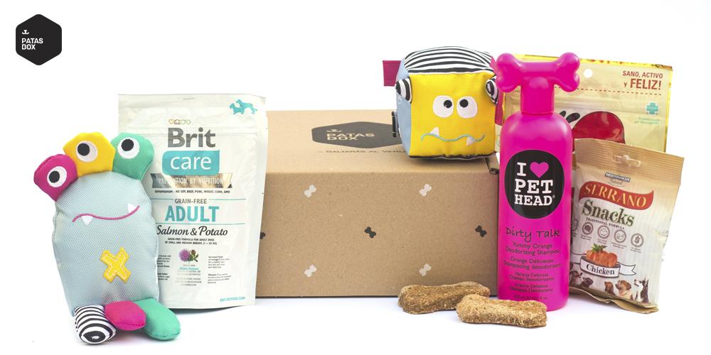 Las cajas Patabox, ideales para entretener a tus mascotas de viajes