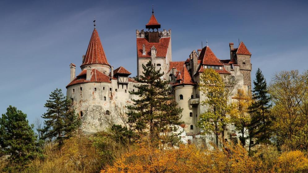 vista-de-castillo-de-Bran-en-Transilvania