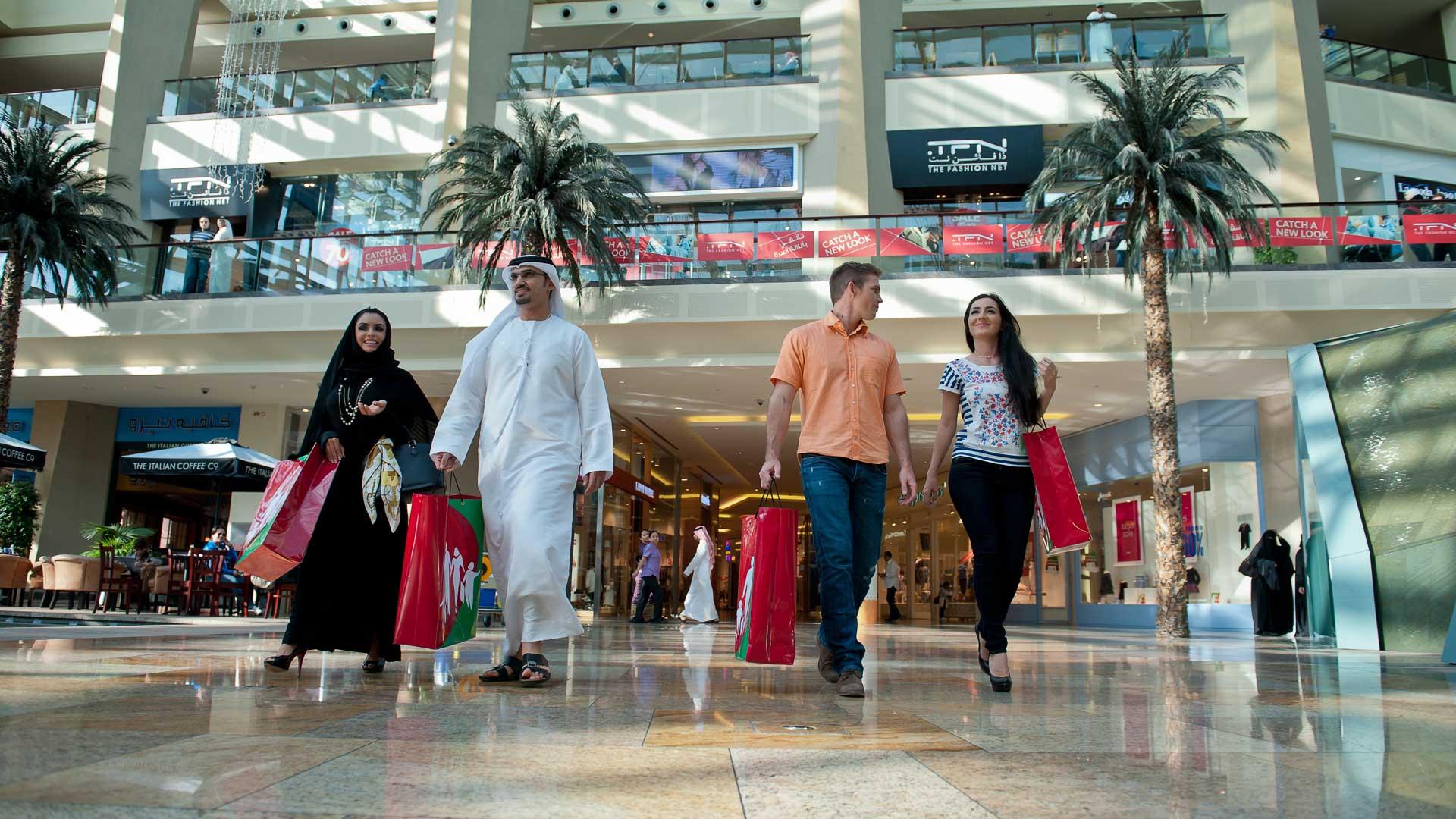 أشهر خمس وجهات عالمية للتسوق 3