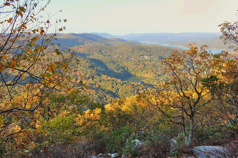 vista-desde-bear-mountain-en-harriman