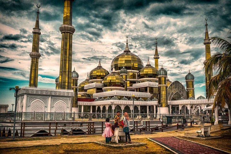 أجمل 8 مساجد في العالم 7