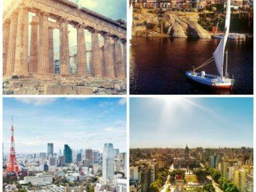 أفضل 4 وجهات للسفر في شـتاء 2017