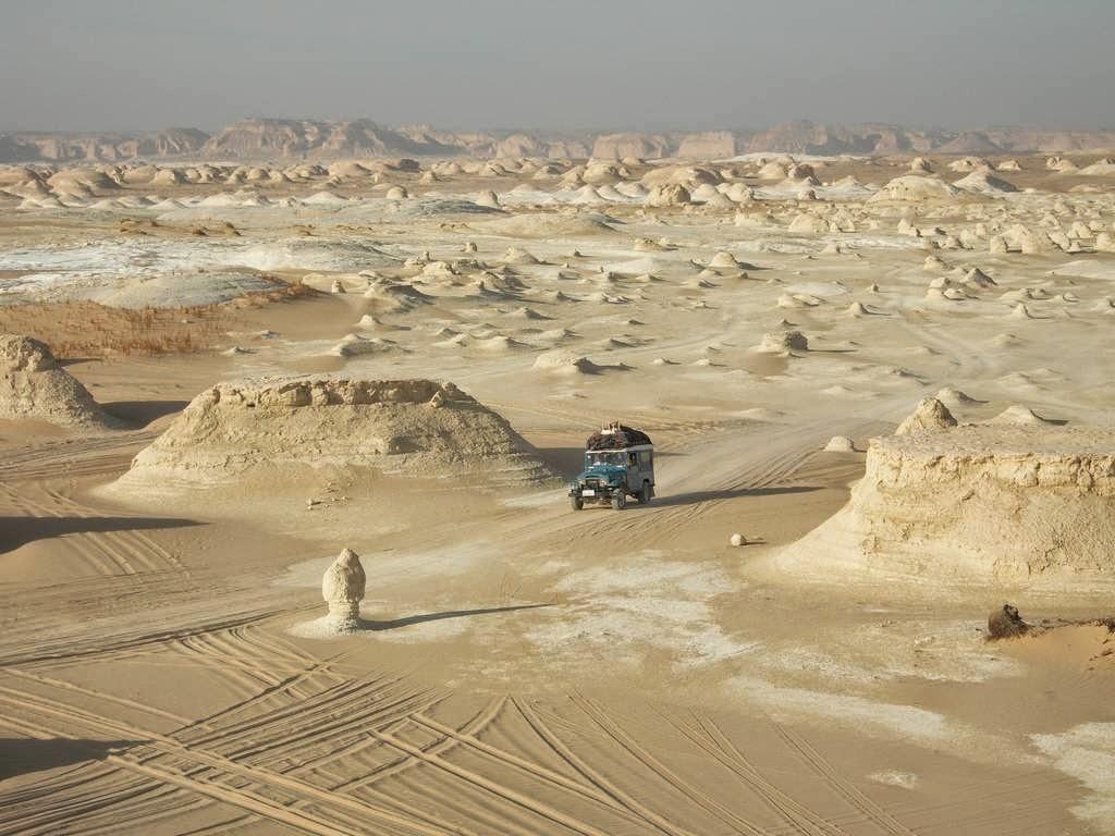 أفضل الأماكن للتخييم وتسلق الجبال بالوطن العربي 4