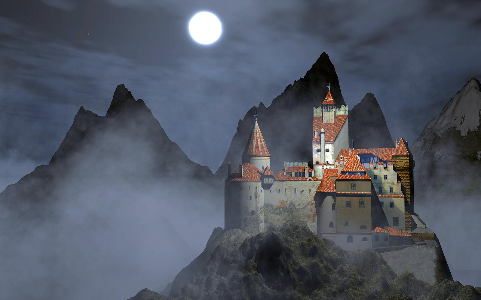 رومانيا... مابين الاساطير وروعة الطبيعة 2