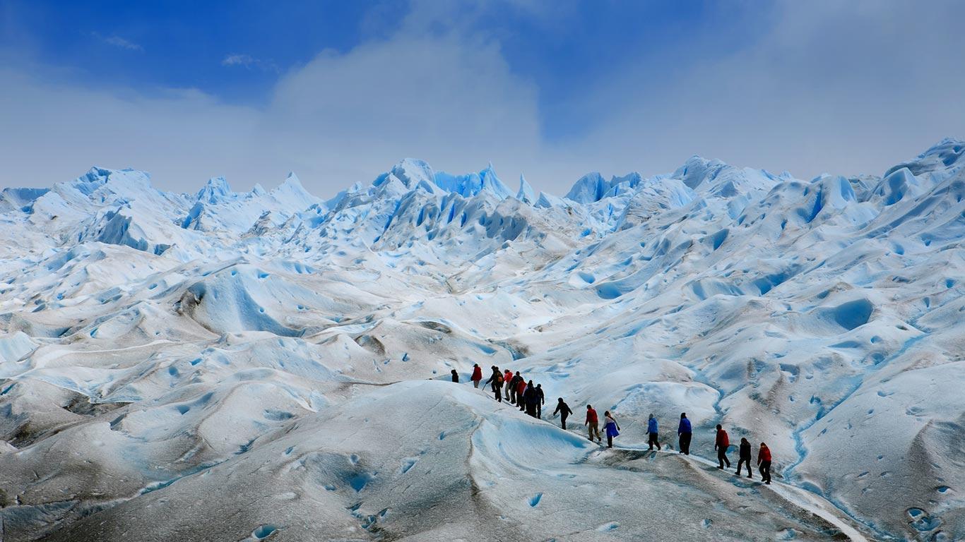 عش معنا مغامرة تسلق اكبر جبال الثلج في العالم 4