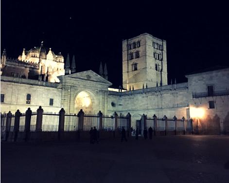 castillo-zamora-noche