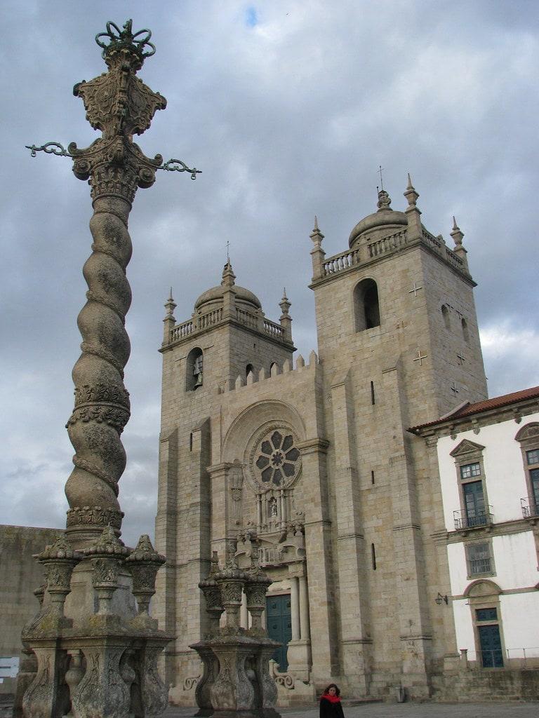 que ver en oporto catedral