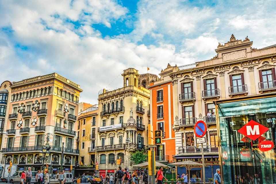 شارع لارامبلا.... قلب برشلونة الحقيقي 1