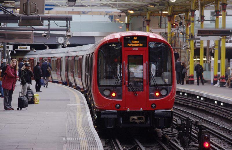 المترو-في-لندن