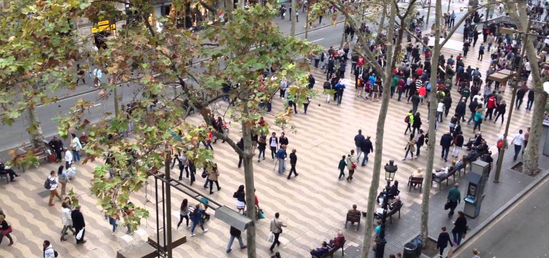 لارامبلا -برشلونة