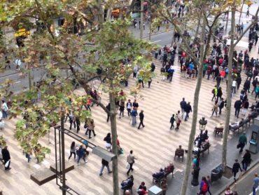 شارع لارامبلا…. قلب برشلونة الحقيقي