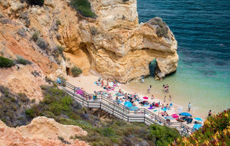 شواطئ-في-البرتغال