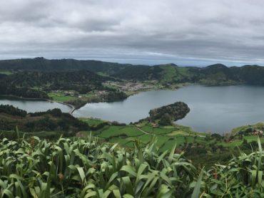 72 horas en San Miguel, la isla verde