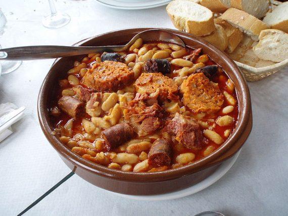 Comer en Gijón: diccionario gastronómico básico
