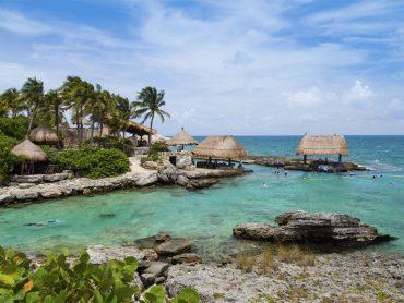 Riviera Maya, el paraíso de aguas turquesas