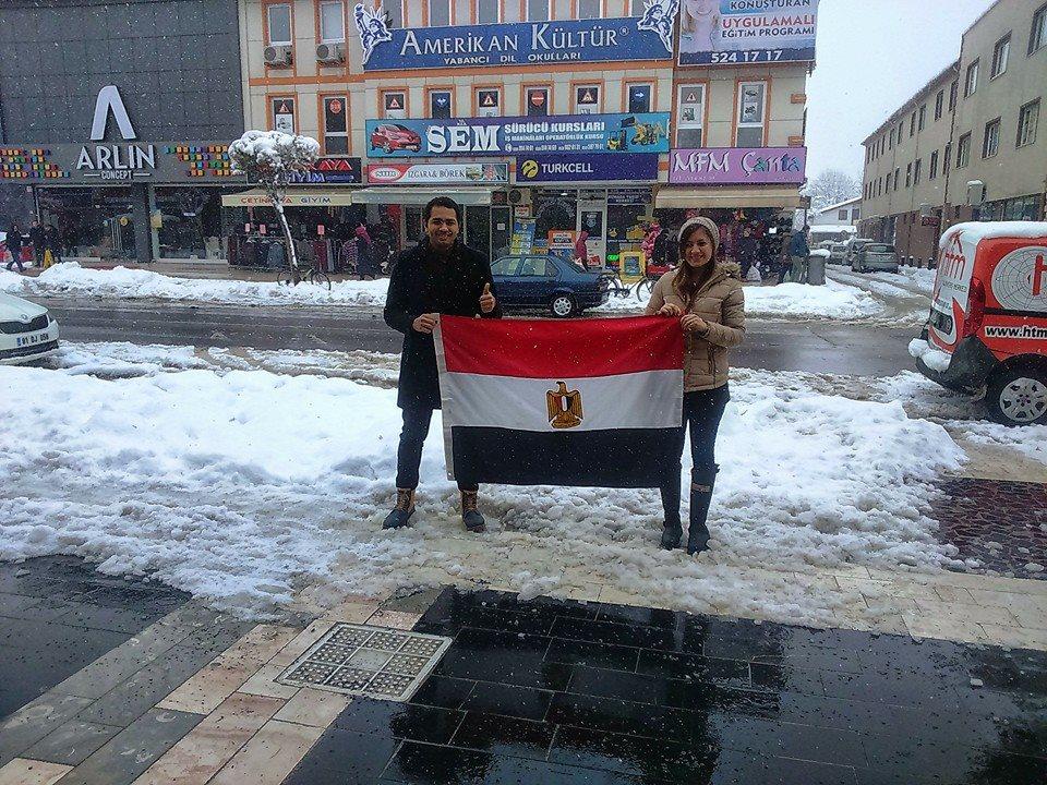 من جنوب مصر الي اوروبا، عمرو عبد الجيد قصة نجاح شاب مصري بالخارج 1