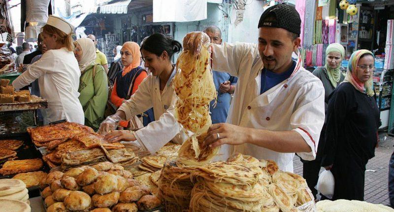 طعام-في-المغرب
