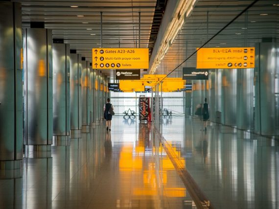 How to make your layover more tolerable