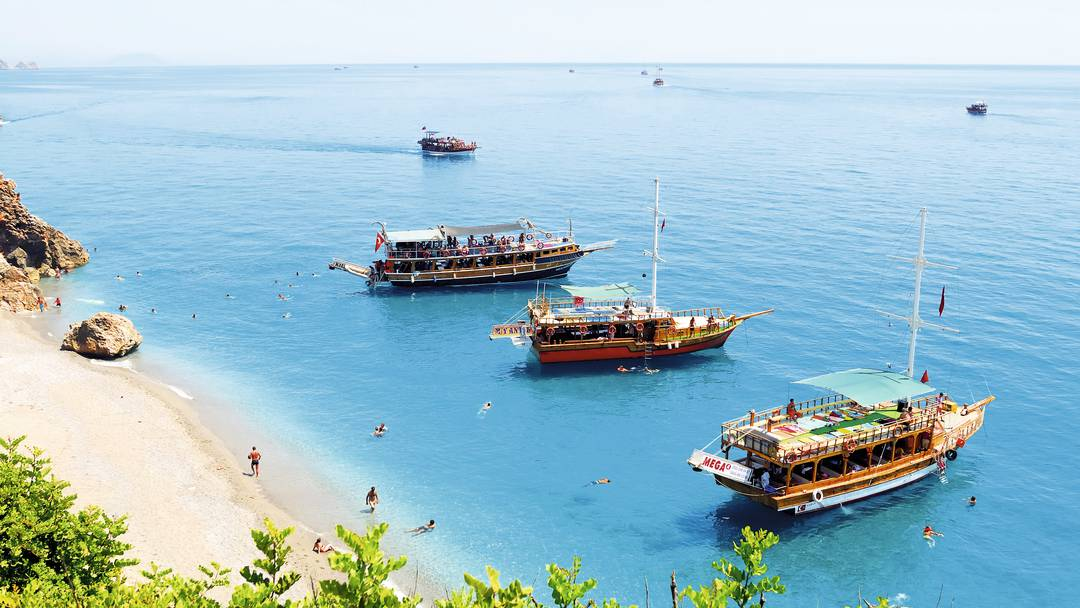 انطاليا-تركيا