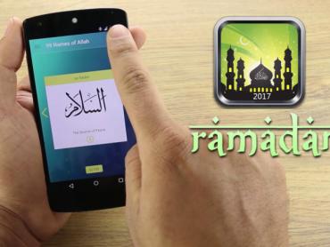 أفضل 5 تطبيقات علي جوالك لشهر رمضان 2017