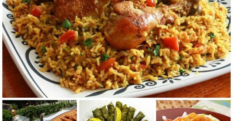 أكلات لا غنى عنها علي المائدة العربية في شهر رمضان